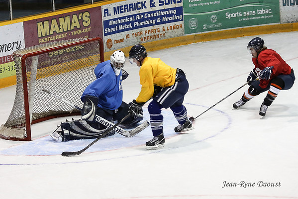 Tryouts and Training Camp August 2012