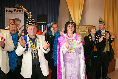 Bezoek Woon- en Zorgcentrum 't Blauwhof Steendorp 2012