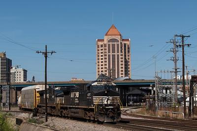 194 Moorman Yard, Bellevue, OH to Pomona Yard, Greensboro, NC