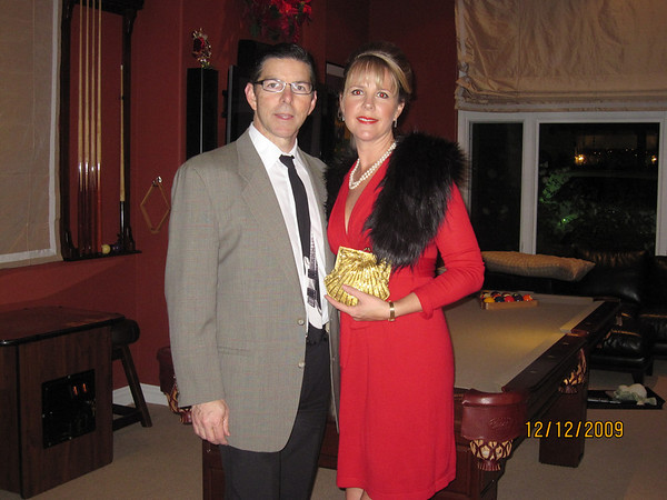Isgrig Christmas Bash 2009