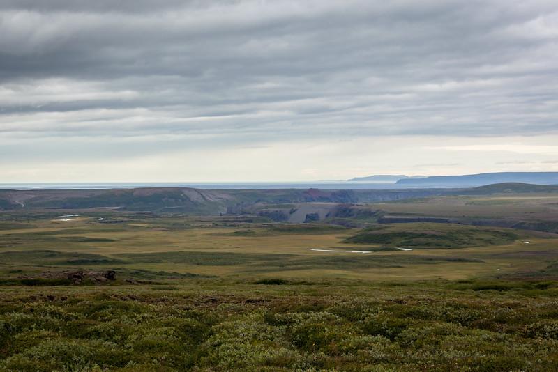 Asbyrgi - Jökulsárgljúfur National Park