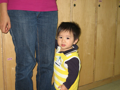 兒童奉獻禮(2007年12月2日)