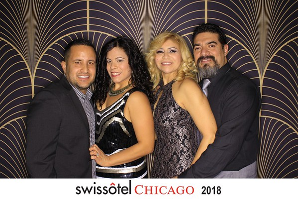 "Swissotel ""Holiday Party 2018"" (12/16/18)"