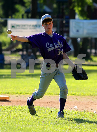 2013 Senior Little League Baseball Port Allegany @ Coudersport