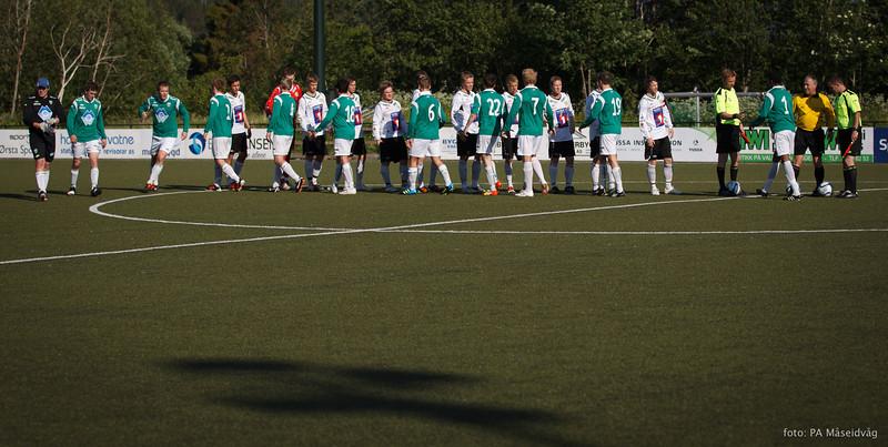 2012-06-21 Senior, seriekamp, Ørsta-MSIL 3-2
