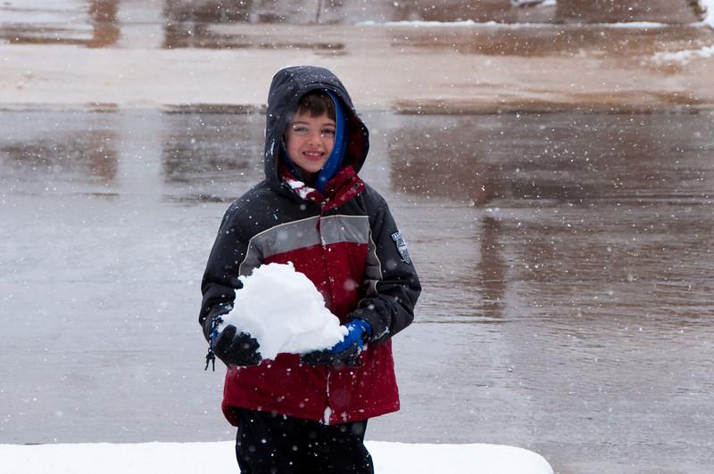 Snow - February 11, 2010