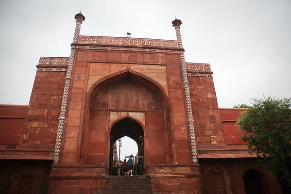 Taj Mahal - Agra, India - 8/6/2011