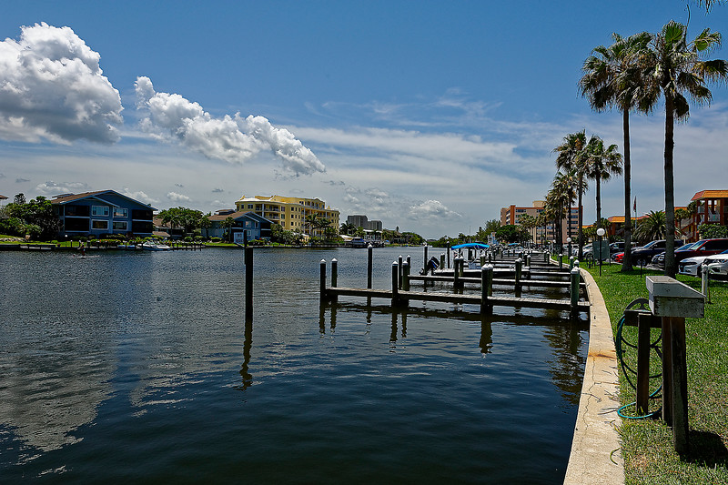 Fisherman Cove Boat Slips - Siesta Key Florida