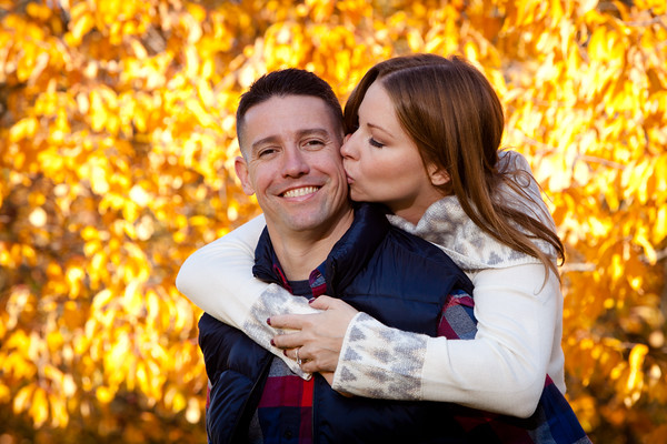 Teresa and Jason