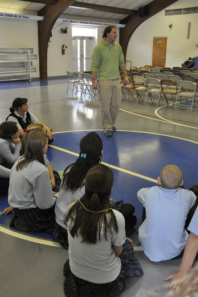 St. Mary's School 2nd Mile program