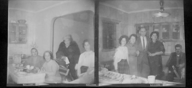 Family Friends, November 1960