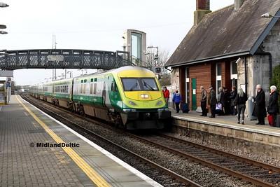Portlaoise (Rail), 01-03-2017