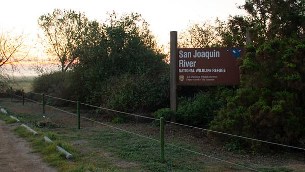 San Joaquin River NWR Images