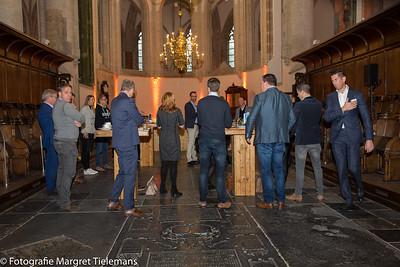 NAC Business Club ontbijt in Grote Kerk in Breda