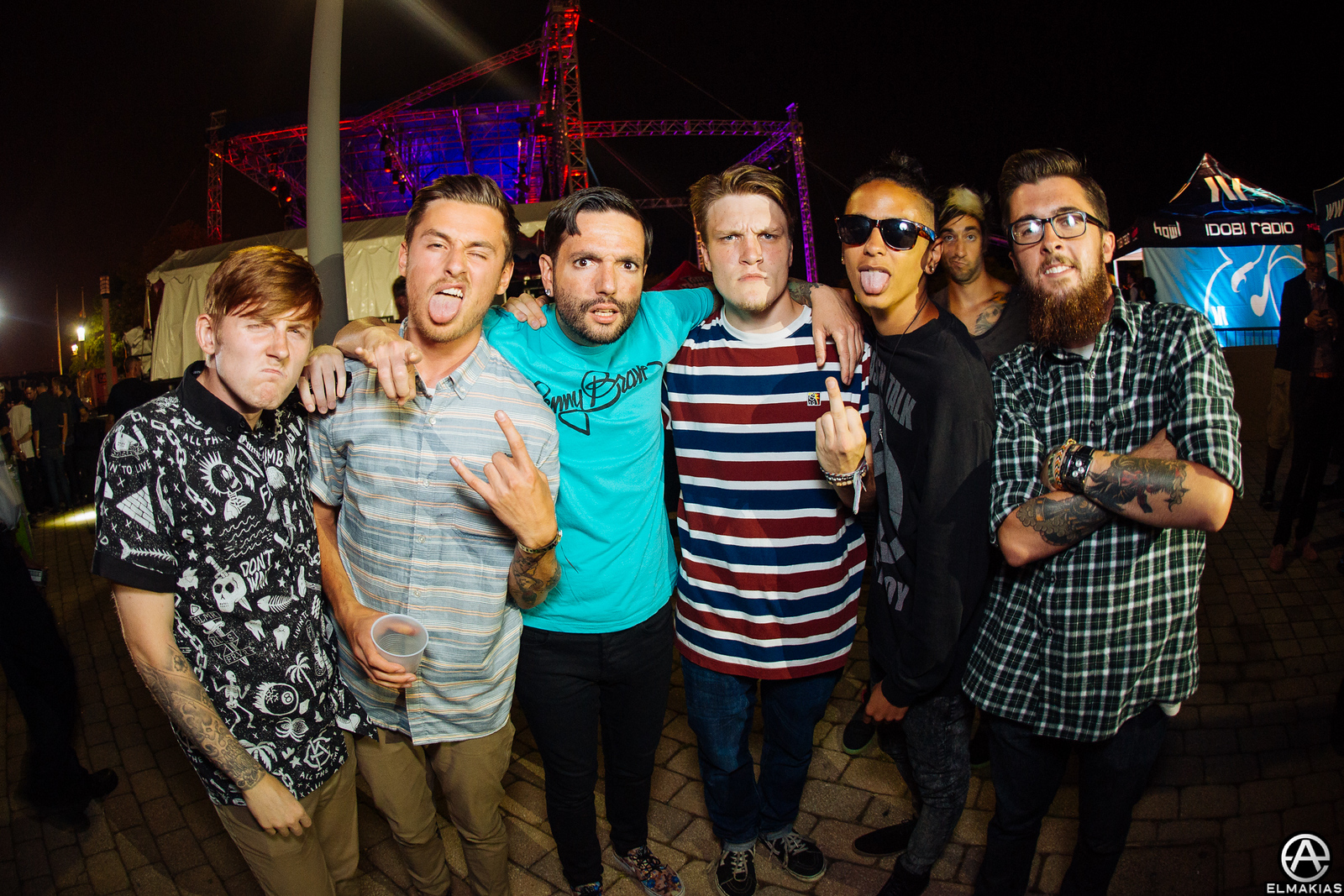Neck Deep and Jeremy and Jack just wants to be your guys friend