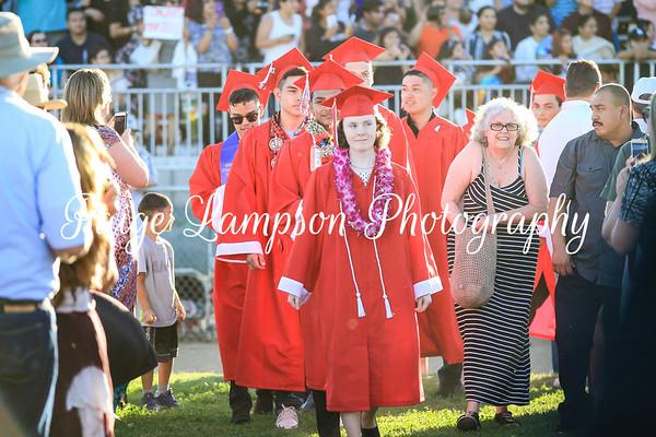Galt High Graduation 2017