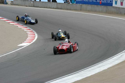 2004 Monterey Historics Group 6A 1957-64 F1, F2 & FJr