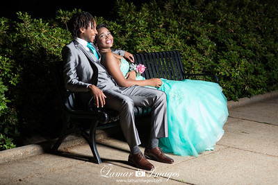 Tya's Prom Session