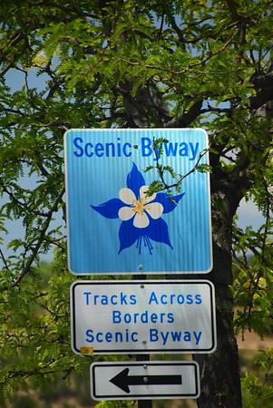 Tracks Across Borders Byway