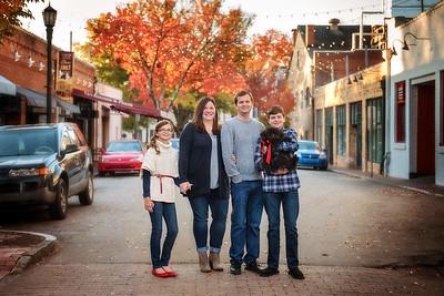 Sutton Family 2016
