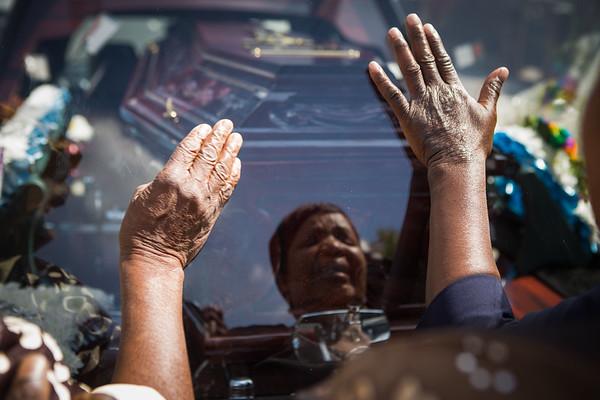Nyasha's Funeral