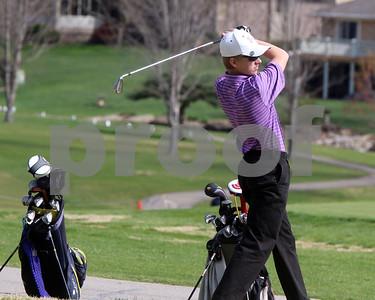 LHS Golf at Paola