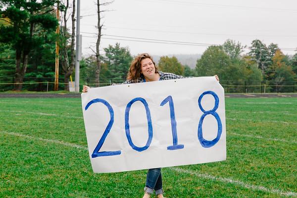 ConVal Senior Class 2018