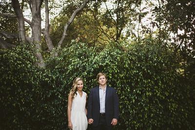 Natalie & James. Engaged.