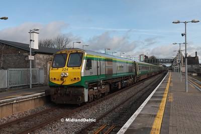 Portlaoise (Rail), 14-03-2017