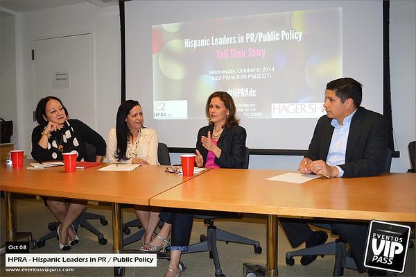 HPRA - Hispanic Leaders in PR | Wed, Oct 08