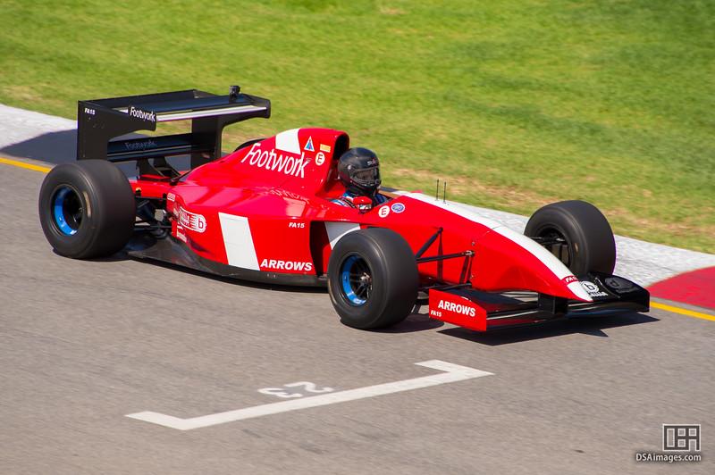 Formula 1 Demonstration