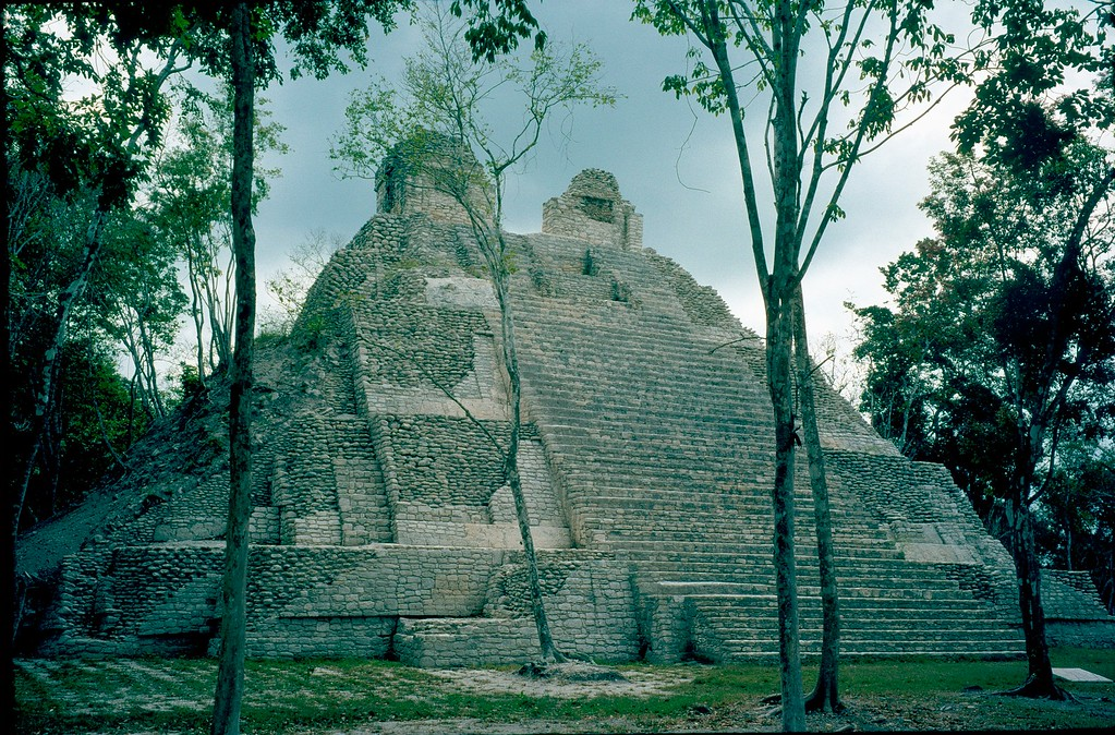 Dzibanche - Best Mayan Ruins in Mexico