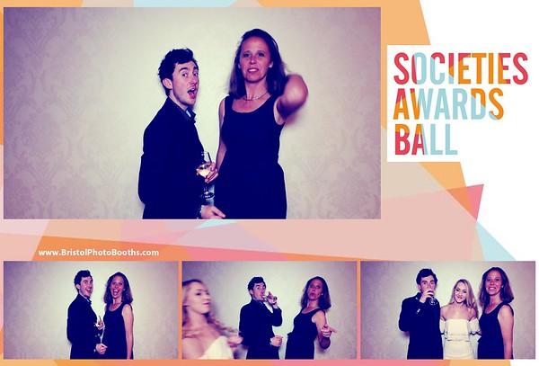 UWE Societies Awards Ball