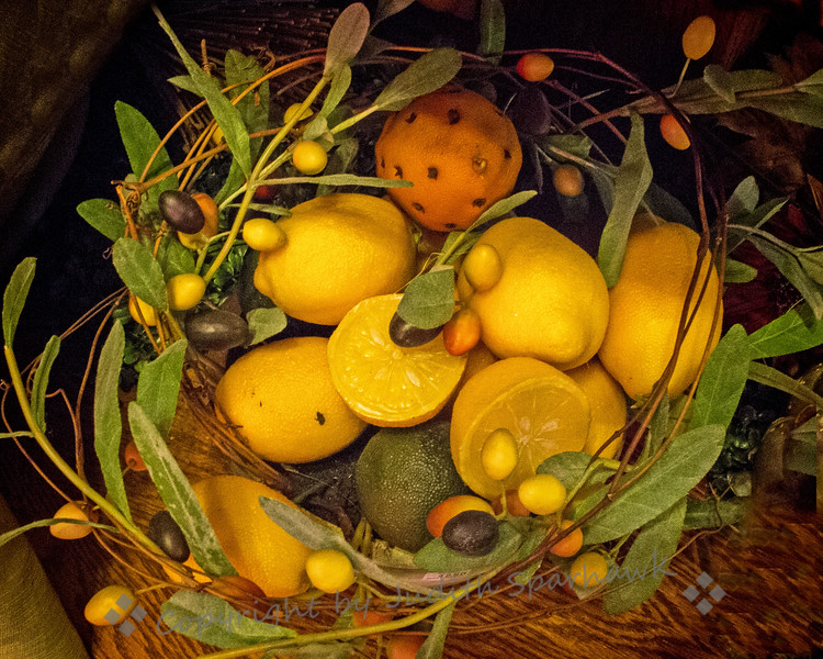 Olives and Lemons