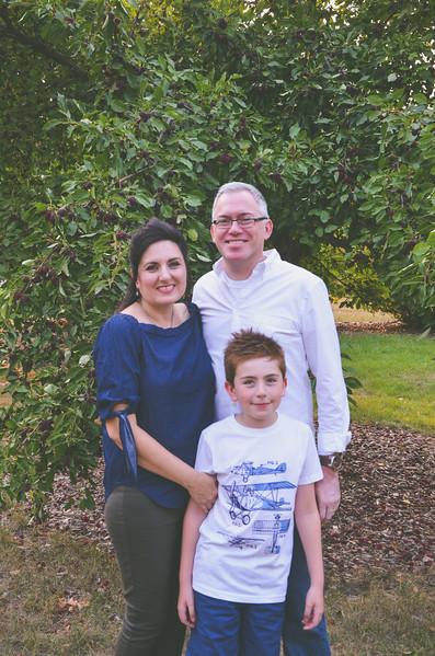 Quebedeaux Family