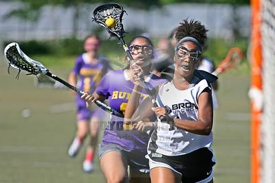 6/11/2019 - Middle School Girls - Hunter vs. Bronx Lacrosse (Highbridge Green) - Semifinal Playoff Game - Randall's Island Park, New York, NY