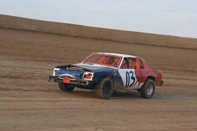 24 Raceway B Mod Special September 12, 2009