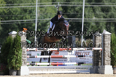 Sunday: Jr/Am Jumper Classic