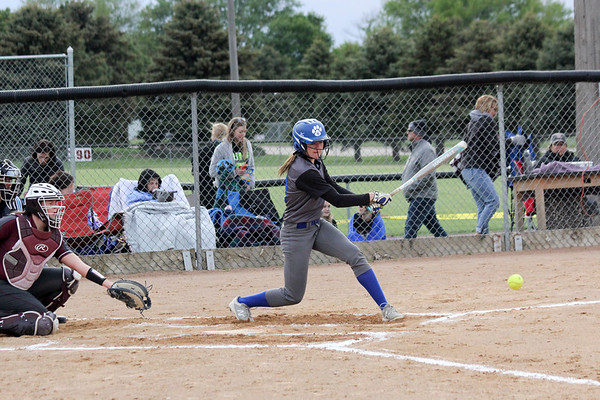 WL softball at Western Christian 5-20-19