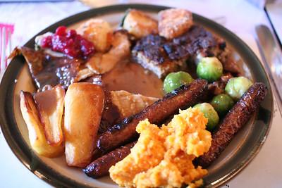 2013 12 25 Christmas dinner