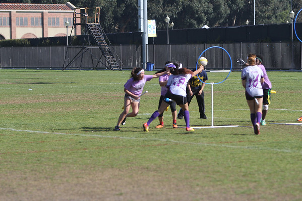 The Gold Medal Invitational - Quidditch Tournament at UCLA