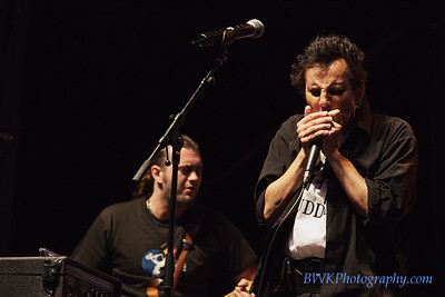 Jim Zeller at the Montreal Jazz Festival 2010