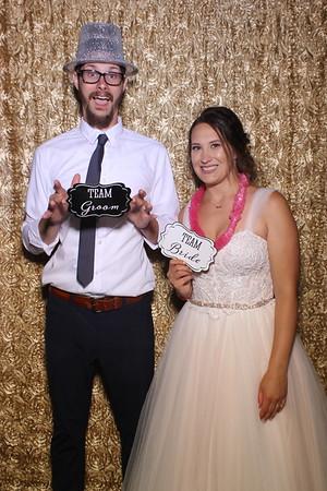 Katherine and Thomas Wedding Mirror Booth 2018
