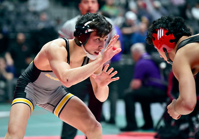 Photos: Day 1 CHSAA State Wrestling Championships