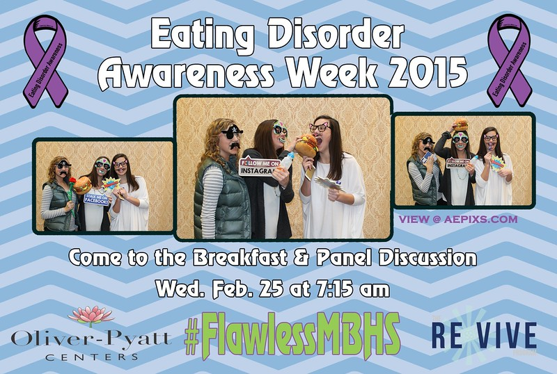 Eating Disorder Awareness Week 2015