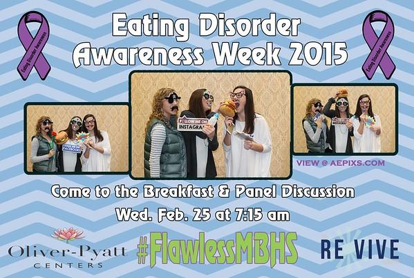 Eating Disorder Awareness Week 2015