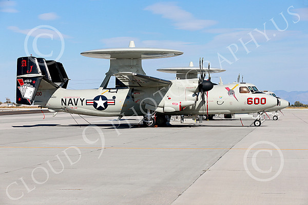 US Navy VAW-124 BEAR ACES Military Airplane Pictures