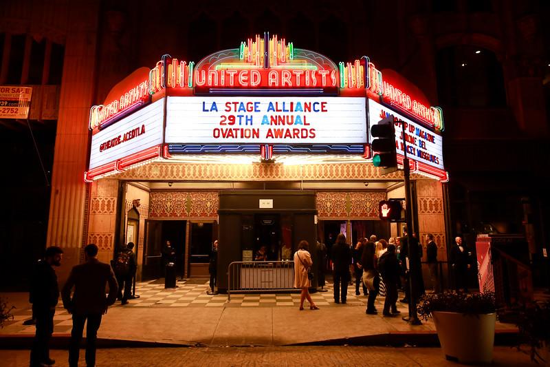 2019 LA Stage Alliance Ovation Awards