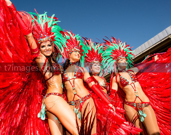 Carnival Tuesday - THE BIG SHOW - On The Grand Stage 2-12-13