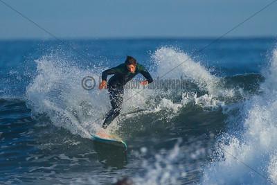 Higgin's Beach Surfers - Dorin residual
